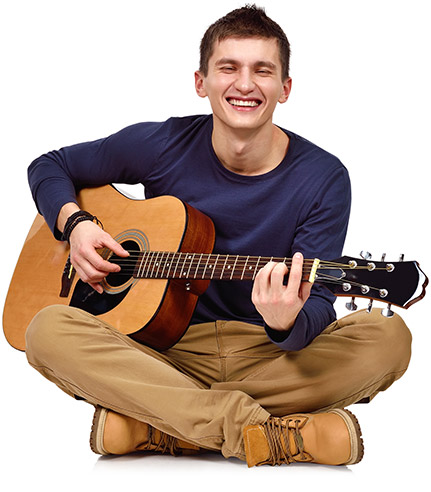 smiling-teenager-guitar