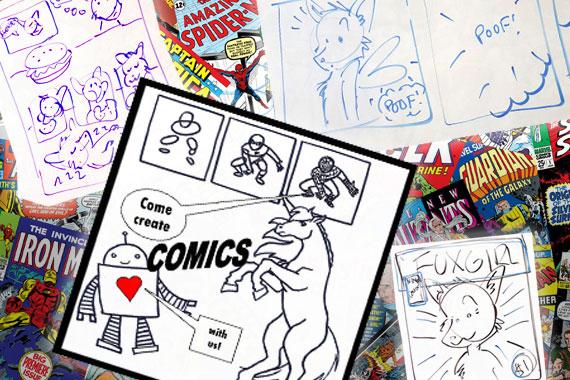 Comic Book Creation